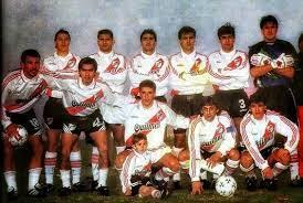 CARP - Equipo Campeón Libertadores 1996