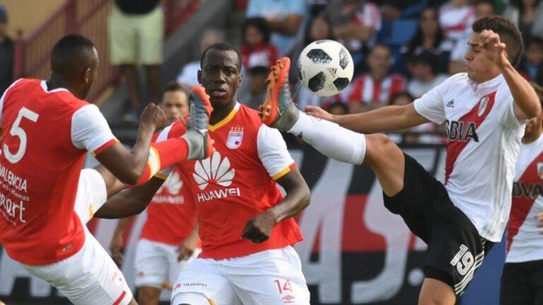 Independiente Santa Fe vs River Plate: por la Copa Libertadores, hora, formaciones, como verlo online y como verlo desde Estados Unidos