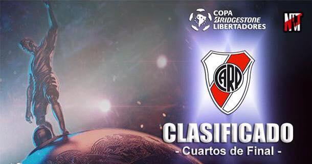 River Plate Clasificado a Cuartos de Copa Libertadores 2021