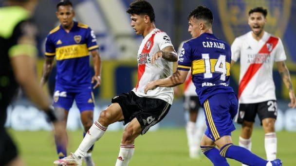 Carrascal River Plate vs Boca Juniors